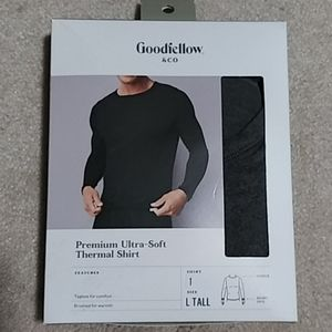 Men's ultra-soft thermal shirt